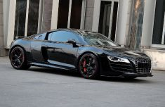 Audi R8 Hyper Black Edition от тюнинг-студии Anderson Germany